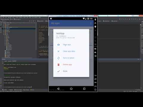 Desarrollo de aplicaciones móviles híbridas con framework Ionic y AngularJS