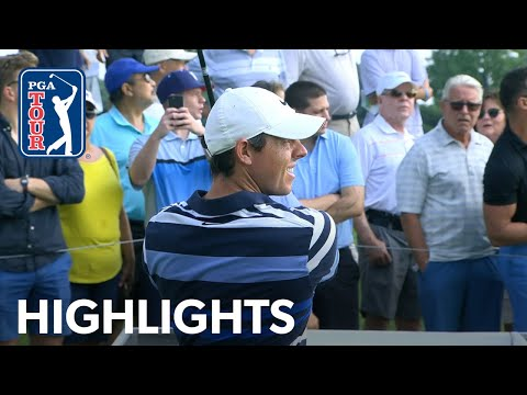 rory-mcilroy's-highlights-|-round-1-|-the-northern-trust-2019