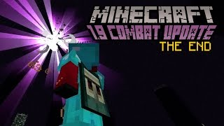 Minecraft - THE END   1.9 Combat Update Challenge [10]