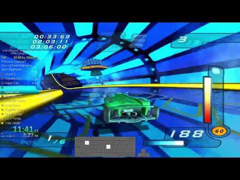 Hot Wheels World Race (PC) Elite League Speedrun in 52:01