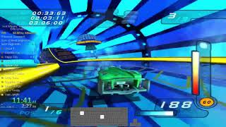 Hot Wheels World Race (PC) Elite League Speedrun in 52:01