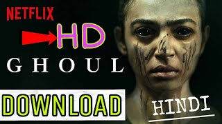 Download Ghoul S01E01 || 720p HD ( HINDI) || Out Of The Smokeless Fire
