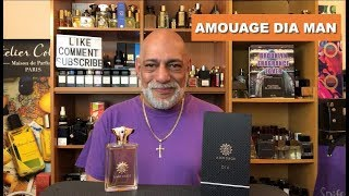 Amouage Dia Man Fragrance Review + GIVEAWAY (CLOSED)