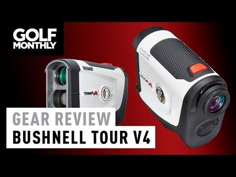 Bushnell Tour V4 Laser Rangefinder Review