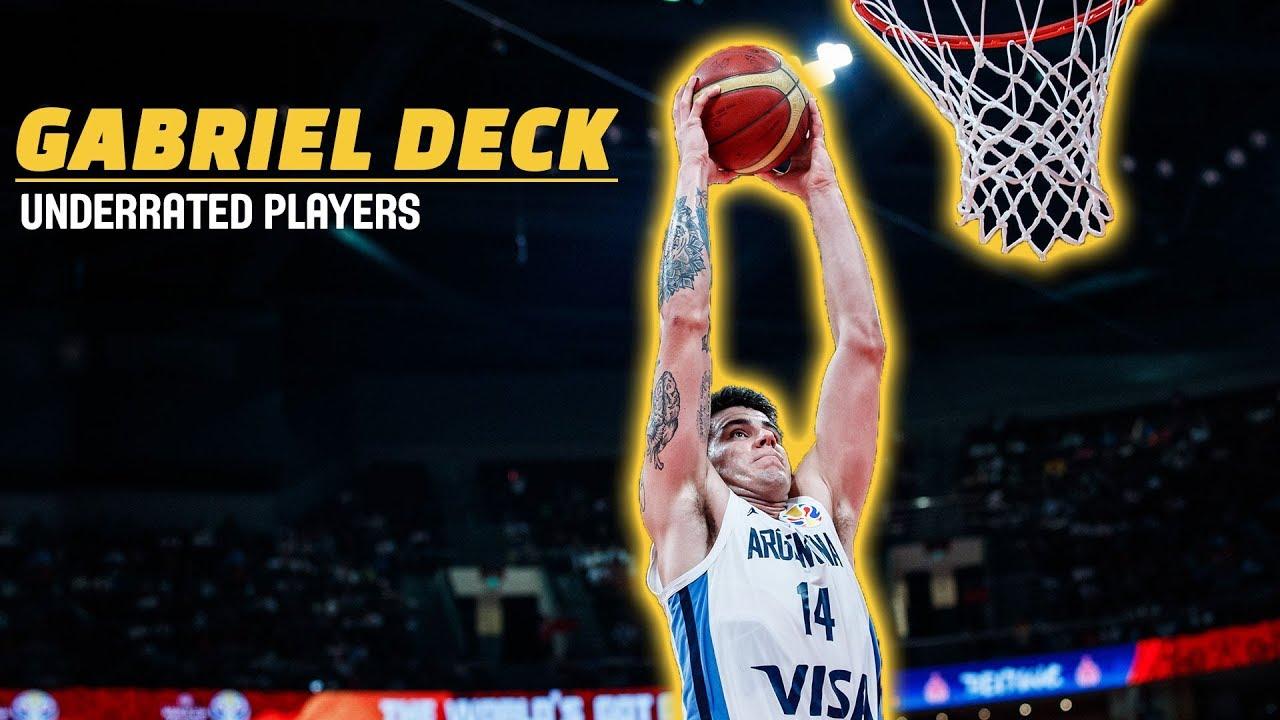 Gabriel Deck Top Plays at the FIBA Basketball World Cup 2019