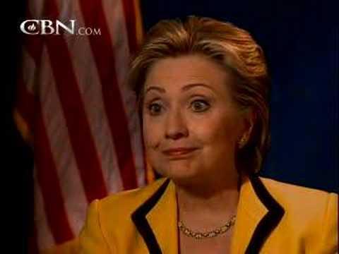 Hillary Clinton Fights On - CBN News