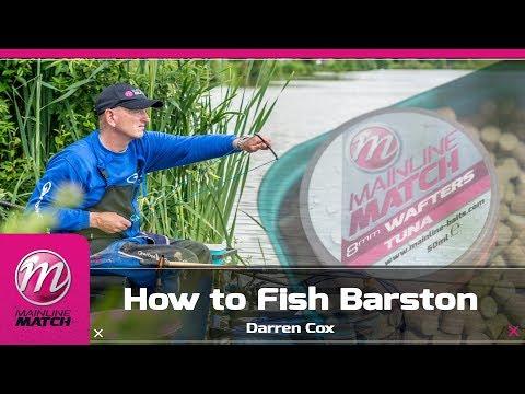 Mainline Match Fishing TV - How To Fish Barston Lake With Darren Cox!