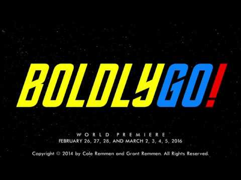 Boldly Go! - a musical parody based upon Star Trek