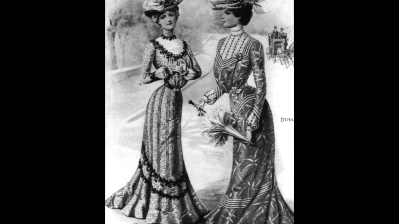 Women S Old Fashioned Clothing