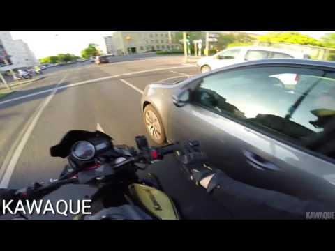 German Motorrad Road Rage Video #2