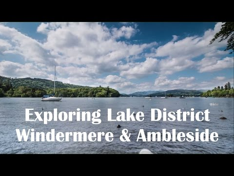 Exploring Lake District - Windermere and Ambleside | Lake Cruise