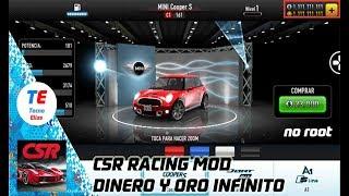 CSR Racing Hack Dinero Y Oro Infinito   v4.0.1   Sin Root   Ultima Version
