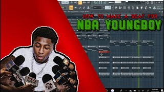 How To Make A Beat For Ai Youngboy 2 In Fl Studio