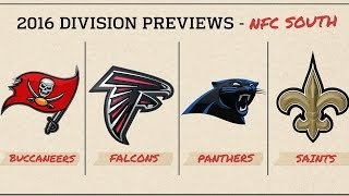 NFC South 2016 Preview | Move the Sticks | NFL