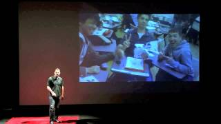 Presentation tips for teachers (Never give a boring lecture again!) TEDxOsaka