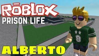 Roblox? Alberto joue roblox Prison Vie 2.0 Alberto Espagnol