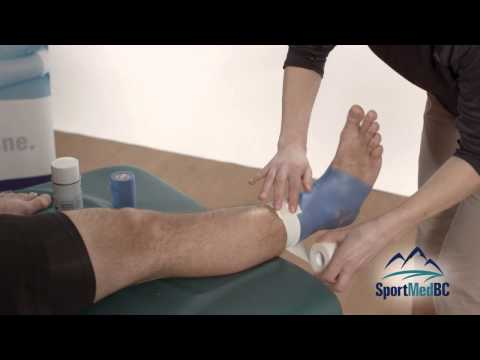SportSmart: Athletic Taping - Ankle