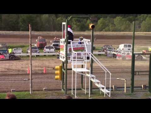 Hummingbird Speedway (9-7-19): BWP Bats Super Late Model Time Trials - Group B