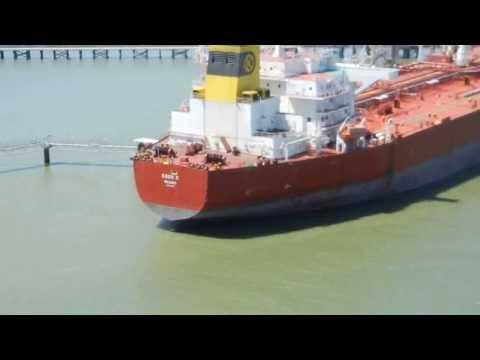 Eser K, Kaptan Oglu, back at Port of Martinez