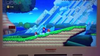 Super Mario Brothers Wii U