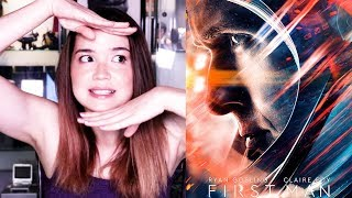 FIRST MAN | Ryan Gosling | Claire Foy | Non-Spoiler Review!