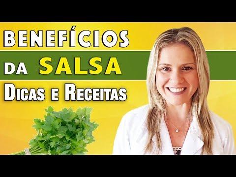 Benefícios da Salsa (Salsinha) - Para Que Serve? Emagrece? Como Usar? [DICAS]