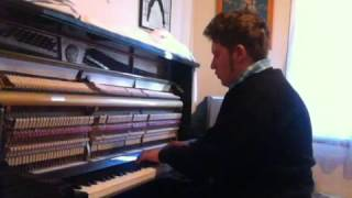 The One I Love Is Gone The Secret Sisters Piano Cover
