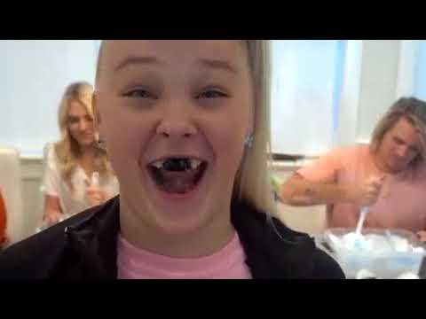Ultimate Halloween Slime Contest W Jojo Siwa Making