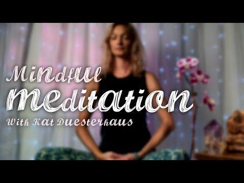 Practicing Mindful Meditation - Getting Started