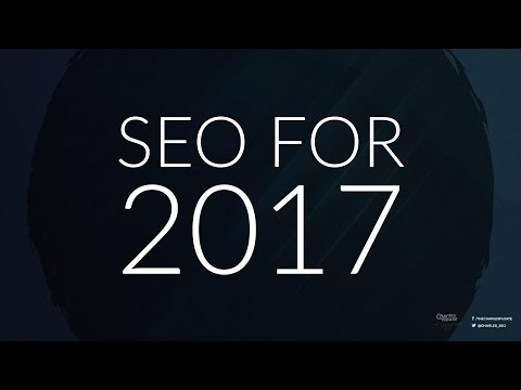 SEO For 2017 -  The Best SEO Training Course In 2017