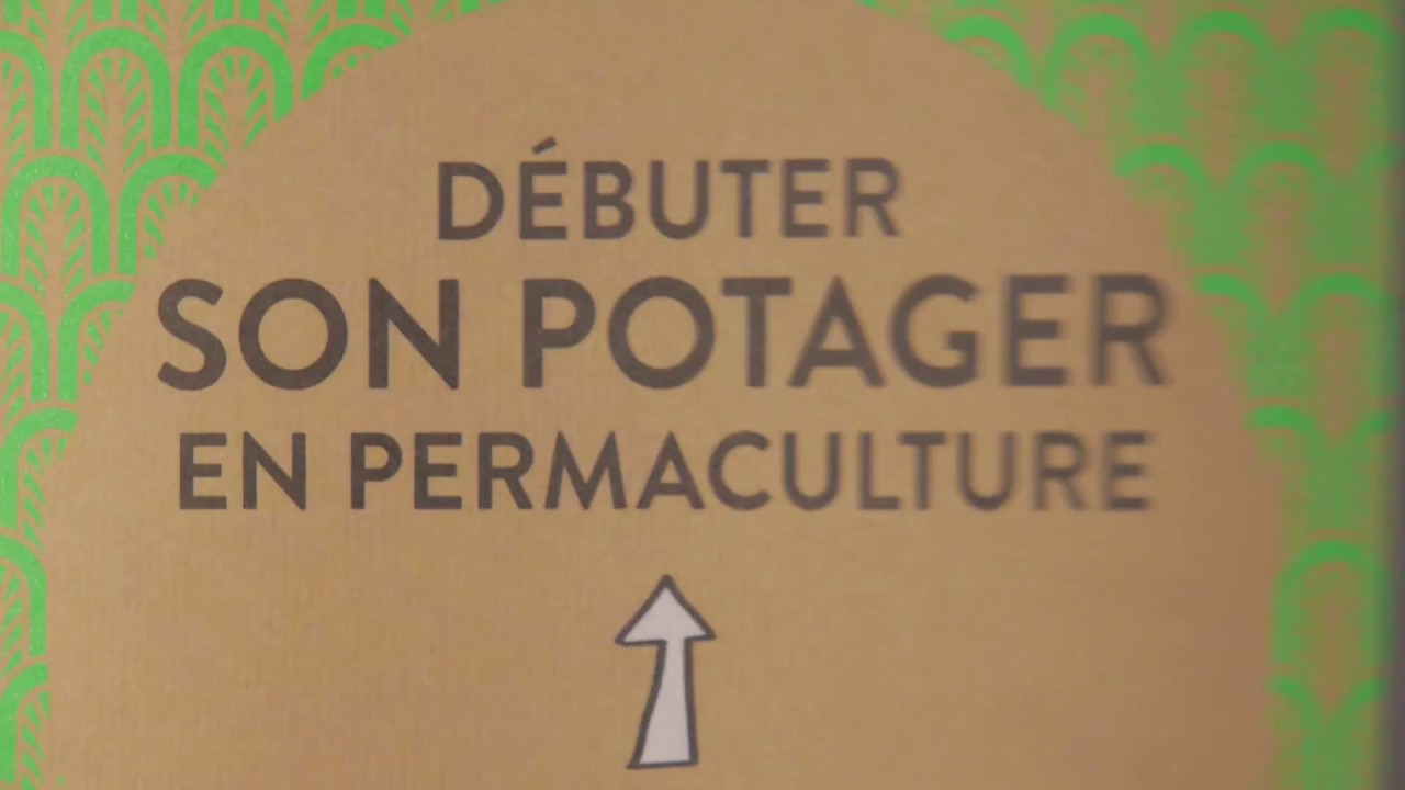 d buter son potager en permaculture youtube. Black Bedroom Furniture Sets. Home Design Ideas