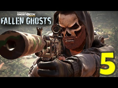 Tom Clancy's Ghost Recon® Wildlands -  Fallen Ghost - Part 5 -  DLC EXPANSION!
