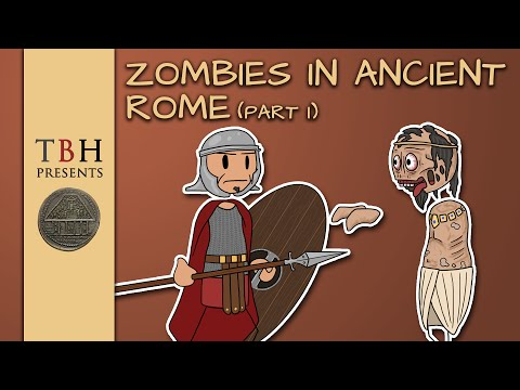 What if? Zombies in Ancient Rome - The Bearded Historian - Part 01