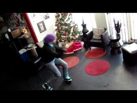 Corinne Bailey Rae - This Christmas - Choreography by Jason Cabacungan