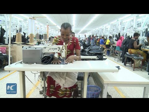 Chinese Firm Creates Jobs, Improves Skills For Tanzanian Locals