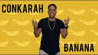 "Gambar cover Conkarah - ""Banana (feat. Shaggy)"" (Official Music Video)"