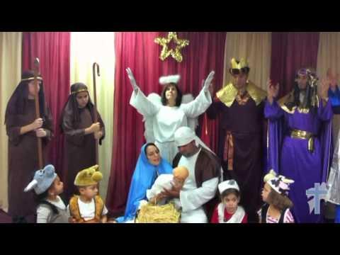 Adorna tu coraz n en esta navidad obra nacimiento de jes s youtube - Nacimiento para navidad ...