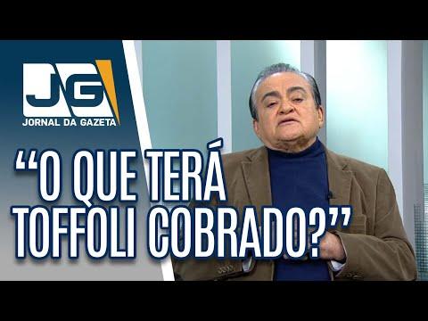 José Nêumanne Pinto / O Que Terá Toffoli Cobrado De Bolsonaro Para Blindar Flávio?