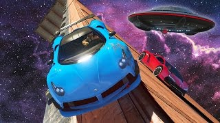 GTA 5 Online - EXTREMELY HIGH SPACE DROP RACE!! (GTA 5 Online Gameplay)(GTA 5 Online extreme space high race and other awesome races playlist! GTA 5 Online space drop race with Typical Gamer! ▻ Subscribe for more daily, top ..., 2016-06-04T00:33:21.000Z)