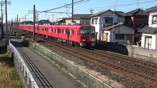 名鉄 犬山線 扶桑駅 付近 10:00~11:00 thumbnail