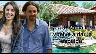 ¡LA JUSTICIA DA OTRA VEZ LA ESPALDA A IGLESIAS! Las protestas en Galapagar no son delito