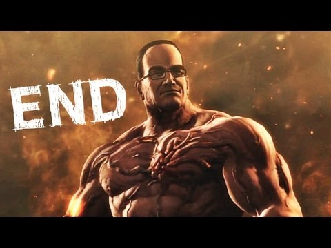 Metal Gear Rising Revengeance Ending / Final Boss - Senator Armstrong - Gameplay Walkthrough Part 21