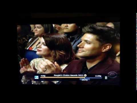 Jensen ackles teen choice