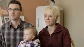 Family saved from carbon monoxide leak by crying baby