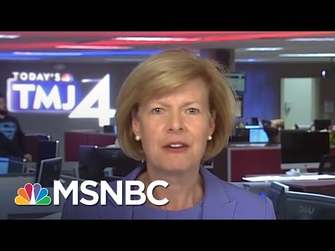 Senator Tammy Baldwin: Donald Trump Doesn't Understand How Obamacare Works | MSNBC