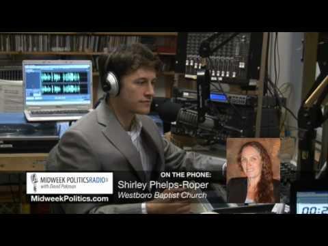 Midweek Politics with David Pakman - Interview with Shirley Phelps-Roper SCOTUS - Part 1