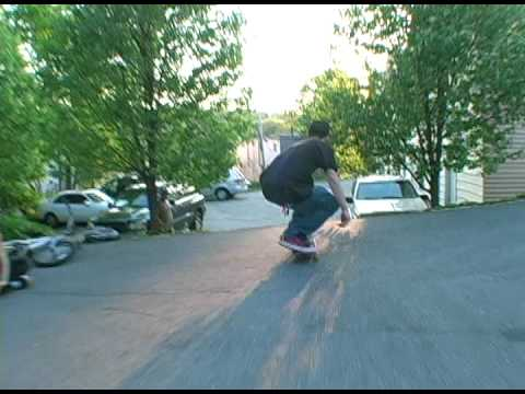 Mike Barrows does the doggy days gap