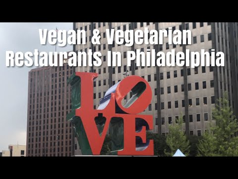 Vegan & Vegetarian Restaurants in Philadelphia | Cavell's Cuisine Season 1 Episode 8
