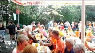 2011-08-21  Fahrradcorso gegen Flugplatzausbau Egelsbach - Naturfreundehaus am Flugplatz
