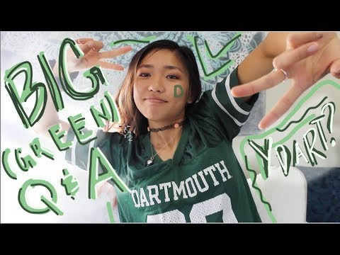 the HUGE Dartmouth Q&A [why dart, app tips, social life, MORE] | JustJoelle1
